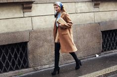 streetstyle foto settimana della moda di milano fashion week outfit look foulard      #streetstyle #look #outfit #mfw #fashionwee #blogger #fashioneditor    www.ireneccloset.com