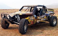 Desert Racing in a Rented Off-Road Race Buggy! - Dirt Every Day Episode ...