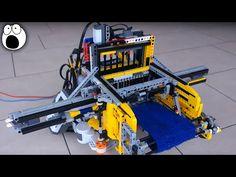 5 Amazing Lego Machines by Robotic Engineering - YouTube