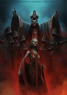Ghost B.C. & their queen