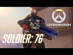 Overwatch - Soldier: 76 Sizzle Trailer