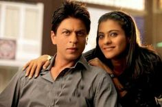 Shah Rukh Khan and Kajol from My Name is Khan
