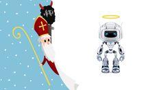 Mikuláš a robot Motion Design, Robot, Animation, Movie Posters, Film Poster, Animation Movies, Robots, Billboard, Film Posters