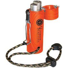 Ultimate Survival Trekker Stormproof Lighter
