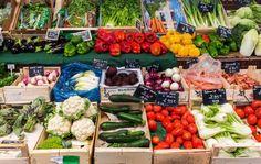6 bonnes raisons d'aller souvent au marché