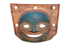 NEPCETAQ MASK | Donald Ellis Gallery