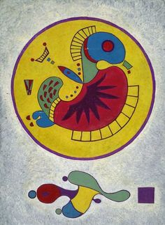 Hand painted oil painting reproduction on canvas of Abstract painting 3 by artist Wassily Kandinsky as gift or decoration by customer order. Wassily Kandinsky Obras, Kandinsky Art, Abstract Words, Abstract Art, Bauhaus, Art Beauté, Franz Marc, Oil Painting Reproductions, Art Graphique