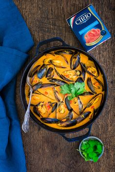 Tanzanian Mussel curry _-32 | Recipes From A Pantry