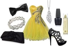 Sugar Motta - Prom, created by ecaracap on Polyvore