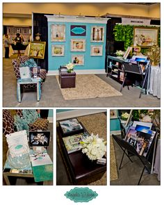 Angela Wilson Photography: Launching Our New Bridal Show Booth Display