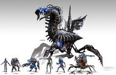 Reaper forces,Mass Effect,фэндомы Mass Effect Games, Mass Effect 1, Mass Effect Universe, Mass Effect Ships, Horizon Zero Dawn, Mass Effect Reapers, Sci Fi Rpg, Arte Sci Fi, Alien Concept Art