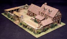 Bruce Macrae uploaded this image to 'Building Vignettes 20mm'.  See the album on Photobucket.