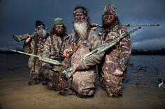 duck dynasty pics | Chello Multicanal » DUCK DYNASTY, la familia más famosa de Luisiana ...