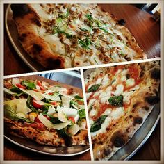 The best pizza in town with an oven straight from Naples. The family of owners makes it even better.