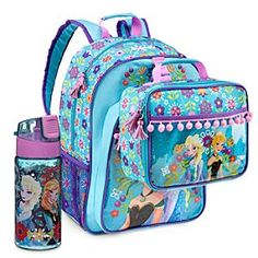 Disney Frozen Backpack & Lunch Tote Collection | Disney Store