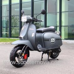 British scooter company Scomadi have had to alter their range plans after Piaggio have apparently stopped supplying engines outside of their own group of companies. This means that the Scomadi 30...