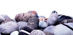 felt river rock pillows pebbles and rock pillows