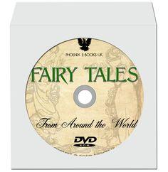 FAIRY TALES, Myths & Legends, 298 Vintage Books pdf on DVD-Rom Folklore, Fables, Legends, Vintage Illustration, Vintage Images by PhoenixEbooksUK on Etsy
