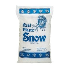 Department 56 Accessories for Department 56 Village Collections Real Plastic Snow ** Want to know more, click on the image.