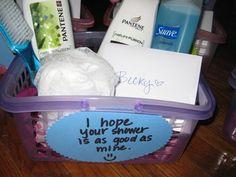 shower hostess gifts.