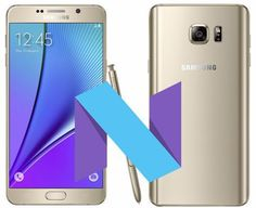 Root Samsung Galaxy Note 5 SM-N920G Nougat Install TWRP 3.1.0