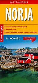 lataa / download NORJA TIEKARTTA + OPAS, 1:1 000 000 epub mobi fb2 pdf – E-kirjasto