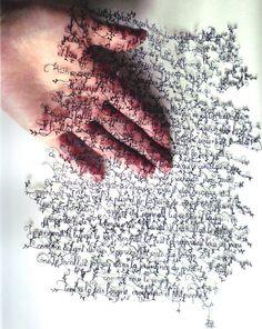 Incredible! Paper cut art by Hina Aoyama