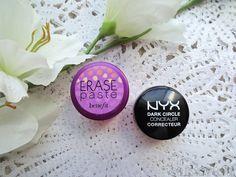 Blossom in Blush - Benefit Erase Paste vs. NYX Dark Circle Concealer