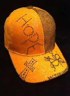Yellow baseball cap, you can order this item on www.etsy.com/shop/victoriabensondesign  #outfit #wear #style #street #cool #fashion