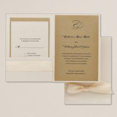 Stylish Duet Wedding Invitation   #exclusivelyweddings   #weddinginvitations