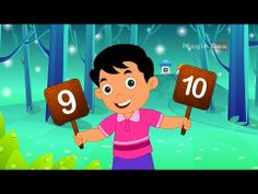 ▶ One Two Buckle My Shoe - English Nursery Rhymes - Cartoon And Animated Rhymes - YouTube