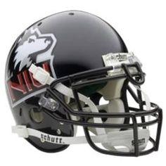Northern Illinois University Huskies football game helmet