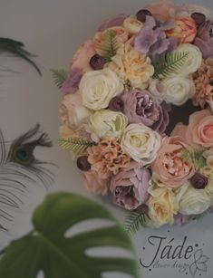 Christian Louboutin, Floral Wreath, Wreaths, Home Decor, Love, Floral Crown, Decoration Home, Door Wreaths, Room Decor