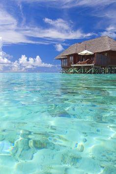 Most Popular Honeymoon Beach Ideas In 2017 ❤ See more: http://www.weddingforward.com/honeymoon-beach/ #weddings