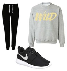 """""""Untitled #88"""" by tia12502 on Polyvore featuring George and NIKE"""