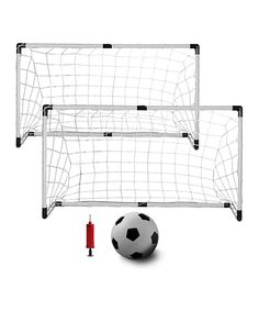 Look what I found on #zulily! Soccer Practice Set by BryBelly #zulilyfinds