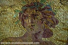 Mosaic of Roman Bath at Aizanoi by voyageAnatolia.blogspot.com, via Flickr