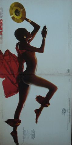 Pat Evans Ohio Players Gold