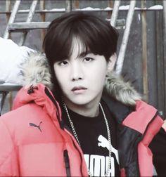 Jung Hoseok (J-Hope) BTS Puma Photoshoot.