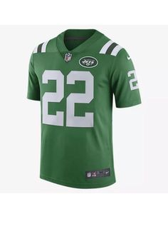 Matt Forte New York Jets Nike Color Rush Limited Stitched Jersey Men s  Large NWT cb7d442cee3