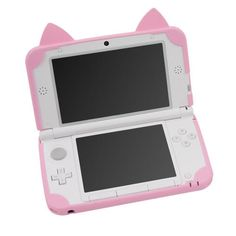 Cat Neko Nyan Soft Silicon Case Cover For Old LL(XL) Pink. Circle Slide Pad Non-Slip Sticker For Nintendo New For LL. Keep your for LL safe and protected in style with this silicone accessory. Kawaii Room, Gaming Accessories, Toys For Girls, Baby Girl Toys, Cat Ears, Neko, Wattpad, Ebay, Cool Stuff