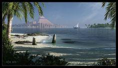 The Lost City by ArthurBlue.deviantart.com on @deviantART