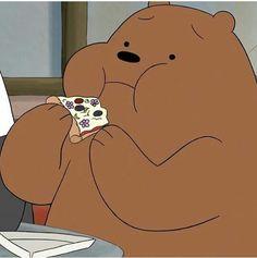 (notitle) - We bare bears - Bear Wallpaper, Disney Wallpaper, Iphone Wallpaper, We Bare Bears Wallpapers, Cute Wallpapers, Pardo Panda Y Polar, Sleeping Drawing, Cartoon Network, We Bear