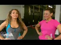 etalk - How to get a Beyonce Booty with Lyzabeth Lopez (+playlist)