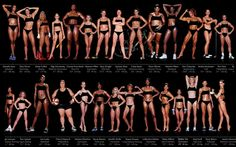 And yet you still think anorexicly thin girls and boys are the fit ones and thinness is the only indication of health