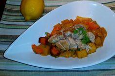 Ratatouille, Chicken, Meat, Ethnic Recipes, Food, Eten, Meals, Cubs, Kai