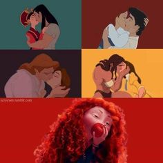 Yup, Merida is me.