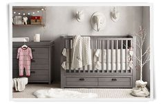 love these shelves. Rooms | Restoration Hardware Baby & Child