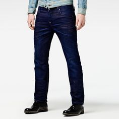 Attacc low straight-Men-Jeans-G-Star