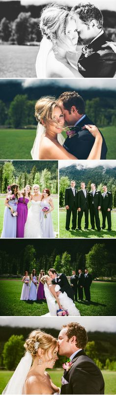 Destination Wedding in Fernie BC - Vancouver Wedding Photographer Dallas Kolotylo Vancouver Wedding Photographer, Top Of The World, Got Married, Dallas, Destination Wedding, Dream Wedding, Photography, Tops, Fashion